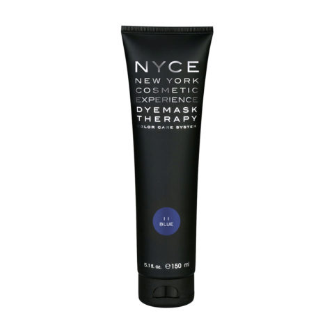 Nyce Dyemask .11 Blue 150ml - Color Enhancing Mask