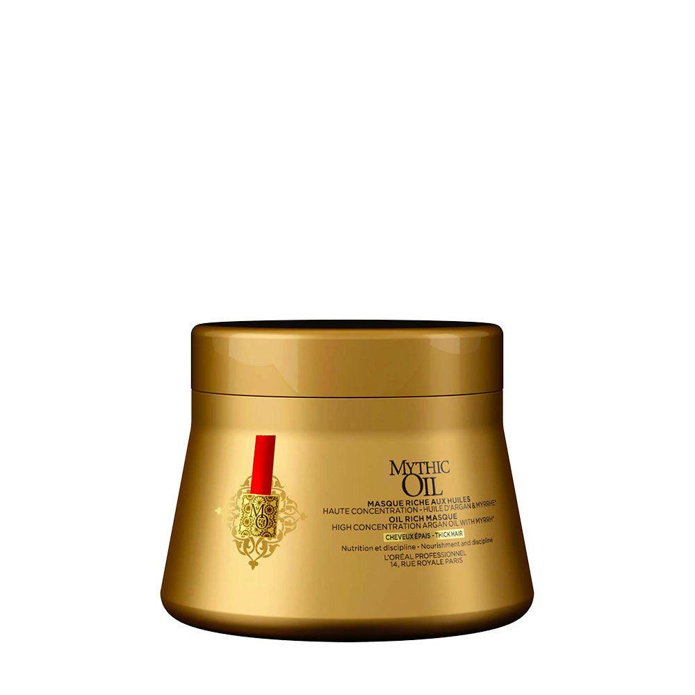 L'Oreal Mythic oil Rich masque Thick hair 200ml