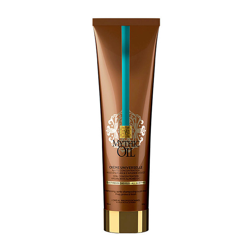 L'Oreal Mythic oil Crème universelle 150ml - hydrating cream for dry hair