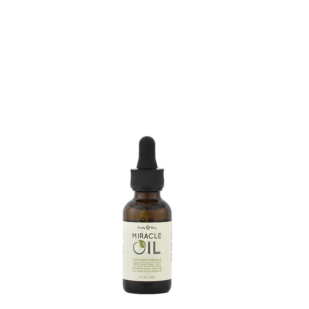 Earthly Body Miracle Oil 30ml - essential oil 100% natural