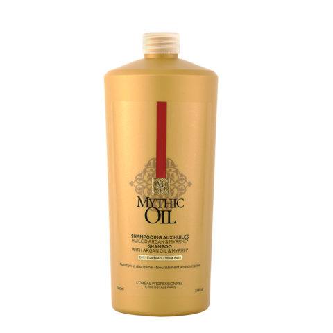 L'Oreal Mythic oil Shampoo Thick hair 1000ml