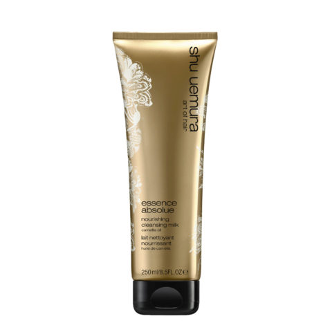 Shu Uemura Essence absolue Nourishing cleansing milk 250ml - cleansing conditioner
