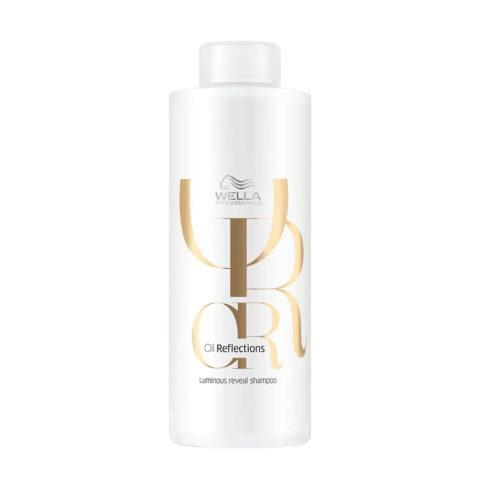 Wella Oil Reflections Luminous Reveal Shampoo 1000ml