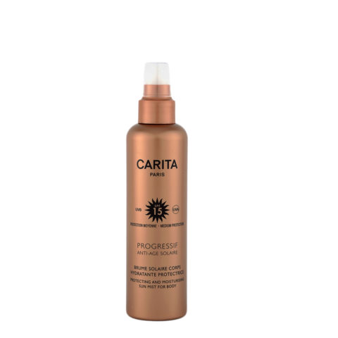 Carita Skincare Protecting and Moisturizing Body Mist SPF 15, 200ml