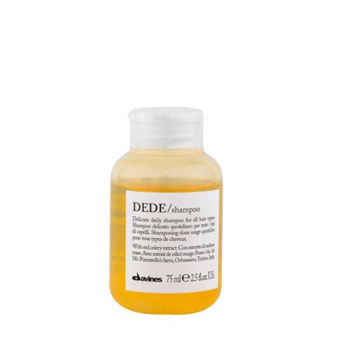 Davines Essential hair care Dede Shampoo 75ml - daily shampoo