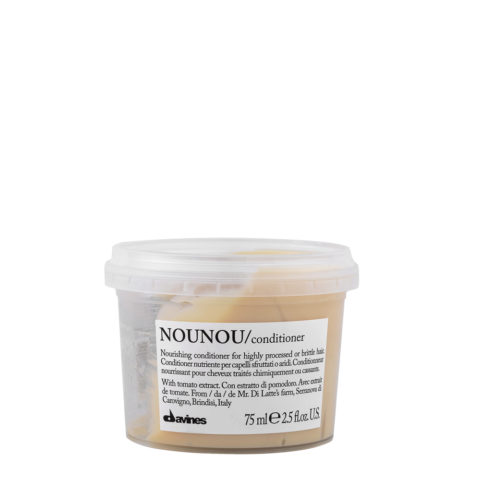 Davines Essential hair care Nounou Conditioner 75ml - Nourishing conditioner