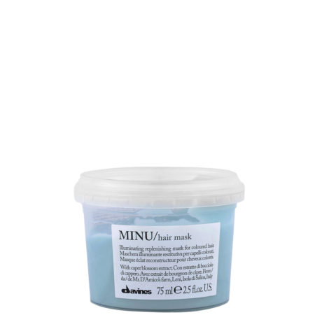 Davines Essential hair care Minu Hair mask 75ml - Illuminating mask