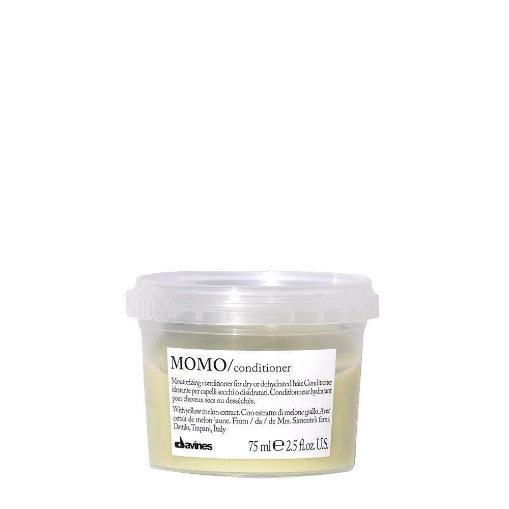 Davines Essential hair care Momo Conditioner 75ml - Moisturizing conditioner