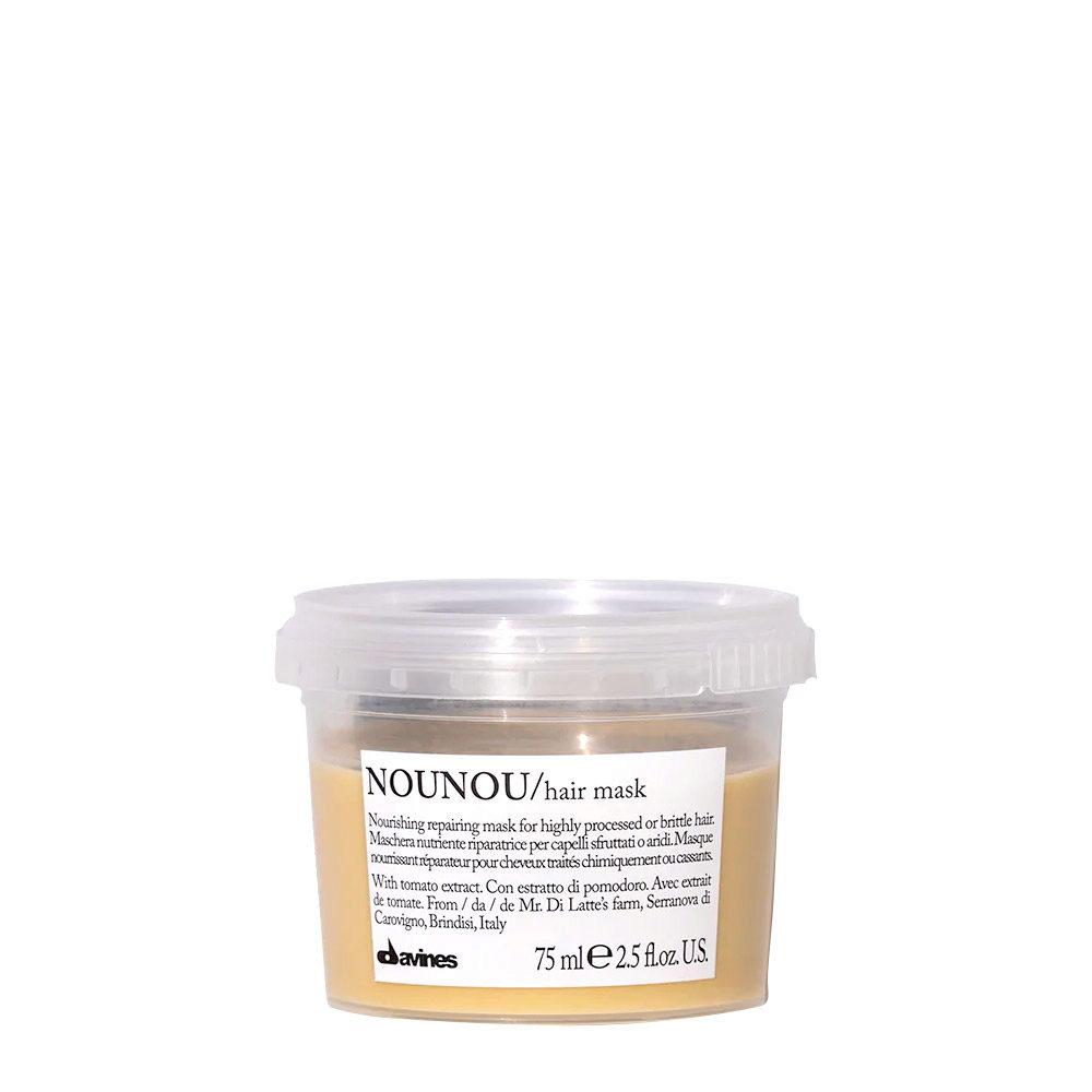 Davines Essential hair care Nounou hair mask 75ml - Nourishing mask