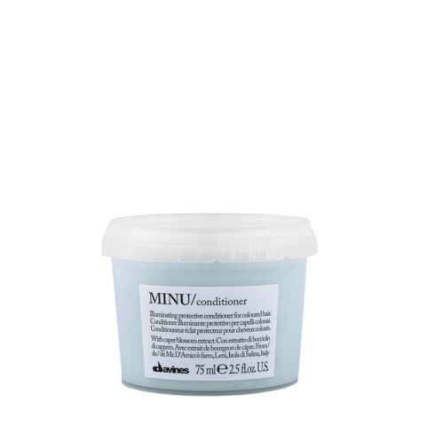 Davines Essential hair care Minu Conditioner 75ml - Illuminating conditioner
