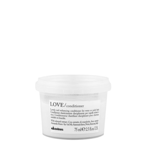 Davines Essential hair care Love curl Conditioner 75ml - Elasticising conditioner