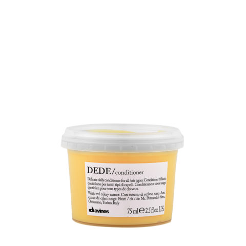 Davines Essential hair care Dede Conditioner 75ml - conditioner for daily use