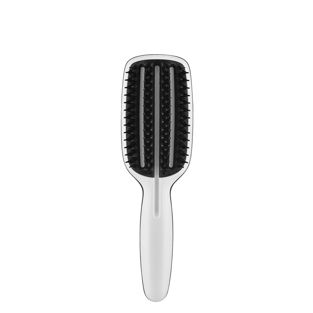 Tangle Teezer Blow Styling Smoothing Tool Half Size Black - Small Paddle Brush
