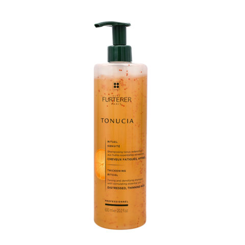René Furterer Tonucia Toning and densifying shampoo 600ml