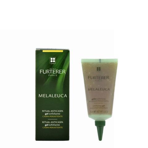 René Furterer Melaleuca Exfoliating Gel 75ml - persistent dandruff
