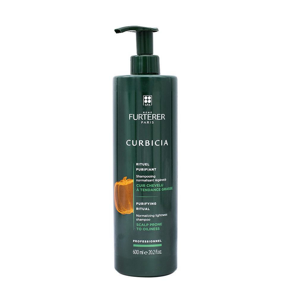 René Furterer Curbicia Normalizing Lightness Shampoo 600ml