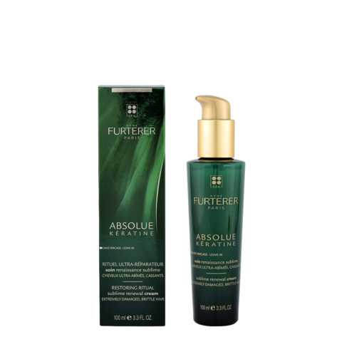 René Furterer Absolue Kératine Sublime Renewal Cream 100ml