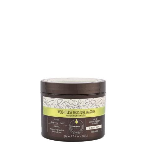 Macadamia Weightless moisture Masque 222ml- for fine hair