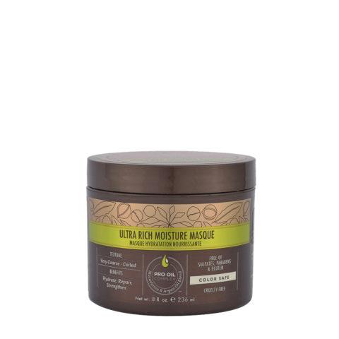 Macadamia Ultra-rich moisture Masque 236ml