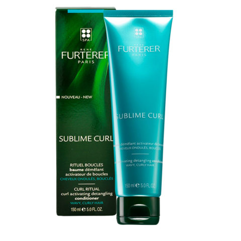 René Furterer Sublime Curl Activating Detangling conditioner 150ml
