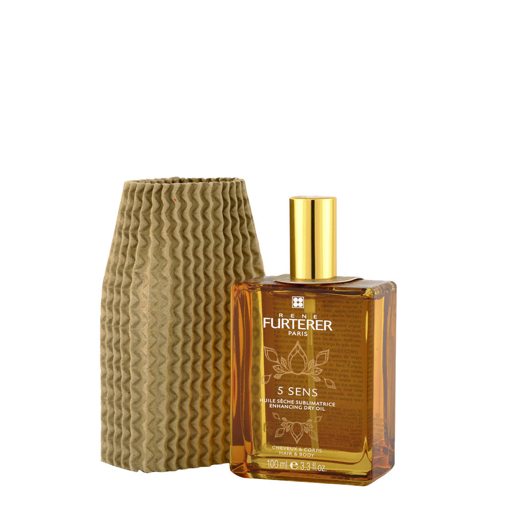 René Furterer Oil 5 Sens 100ml - dry oil for hair&body