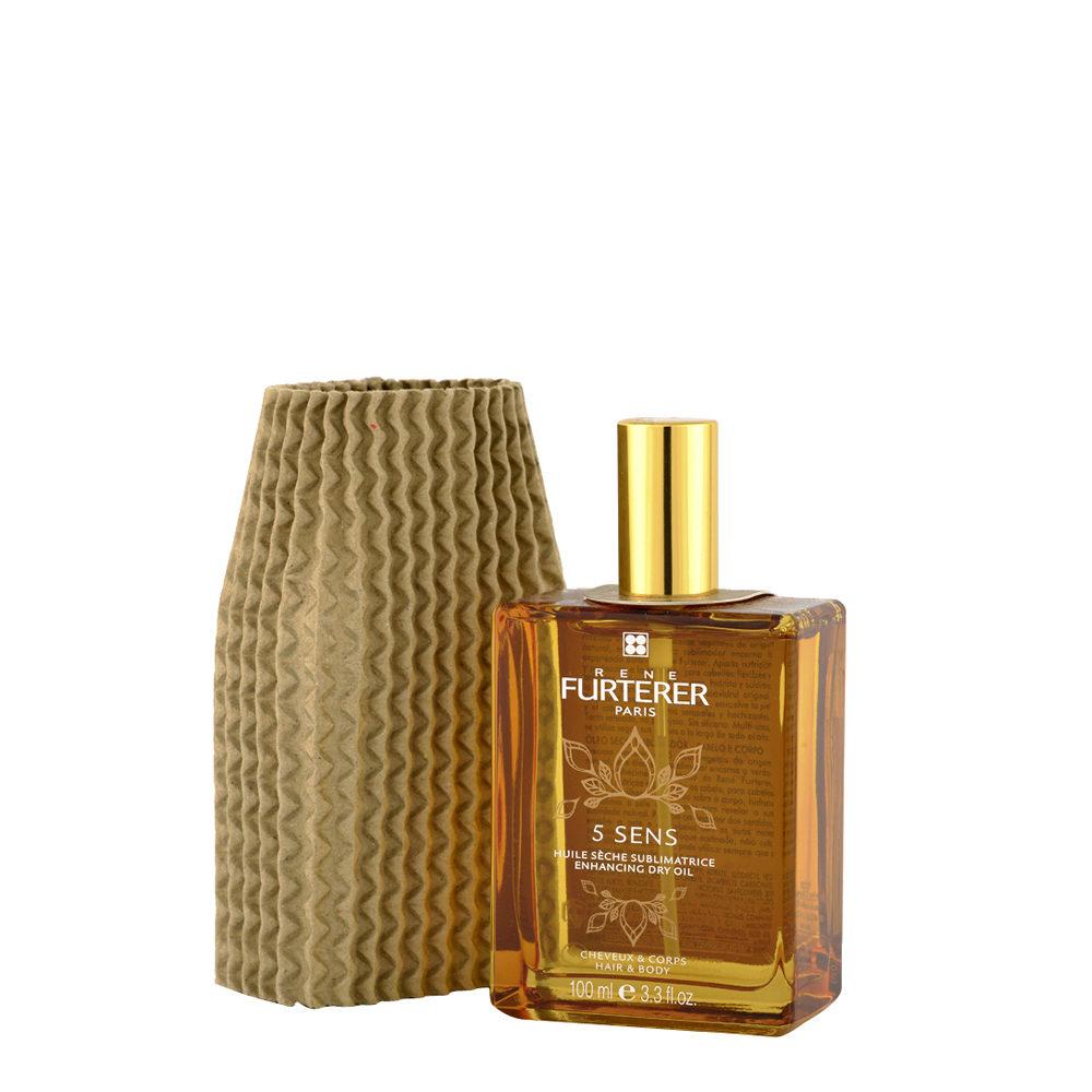 René Furterer Oil 5 Sens 100ml - dry oil for hair&body