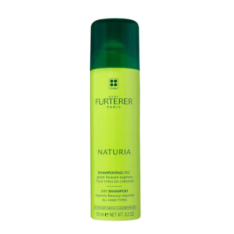 René Furterer Naturia Dry Shampoo with absorbent clay 150ml