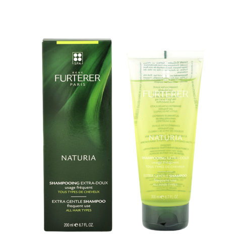 René Furterer Naturia Extra-gentle balancing shampoo 200ml
