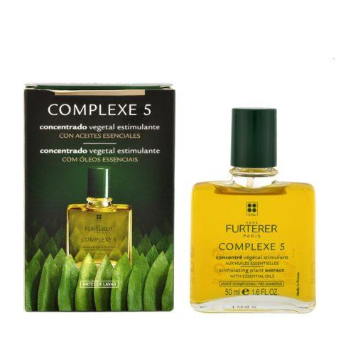 René Furterer Complexe 5, 50ml - pre shampoo elixir