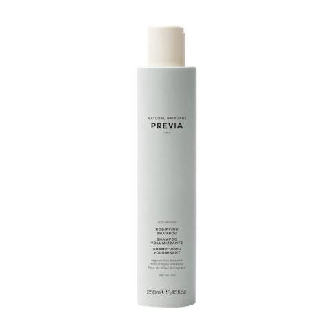 Previa Volumizing Organic Tilia Blossom Bodifying Shampoo 250ml