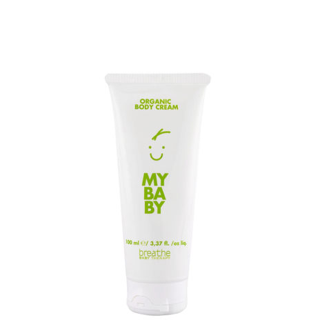 Naturalmente My Baby Organic Body Cream 100ml