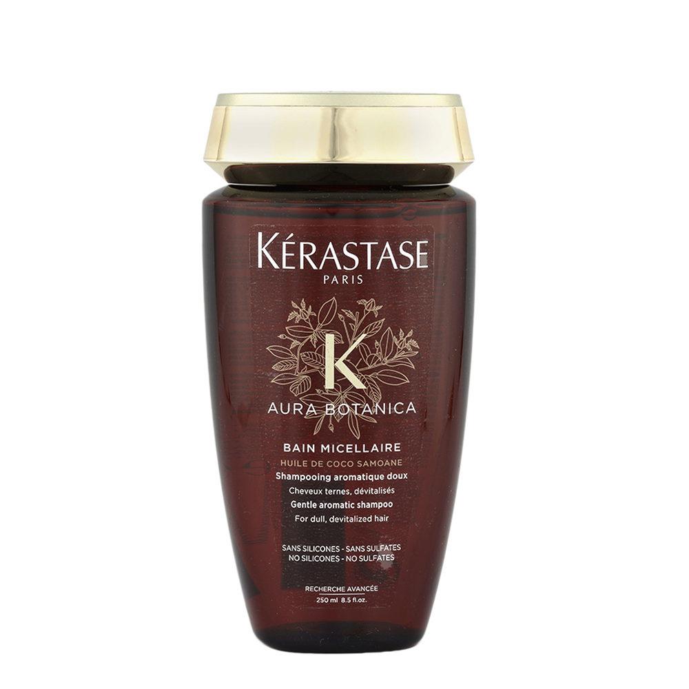 Kerastase Aura Botanica Bain Micellaire 250ml - gentle organic shampoo for fine hair