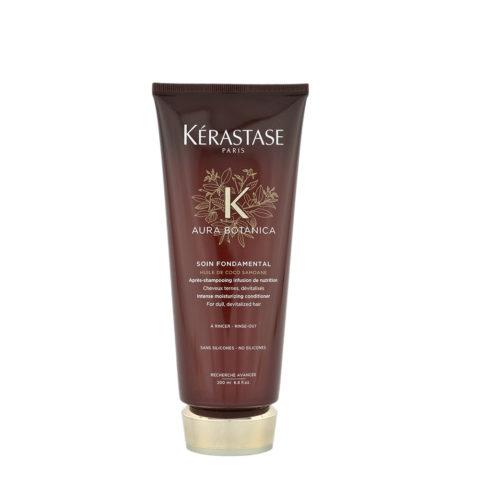 Kerastase Aura Botanica Soin Fondamental 200ml - hydrating conditioner for dry hair