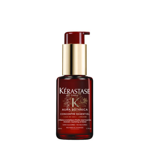 Kerastase Aura Botanica Concentre Essentiel 50ml - nourishing oil Serum for dry hair