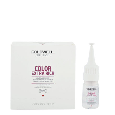 Goldwell Dualsenses Color Extra Rich Brilliance Color lock Serum 12x18ml