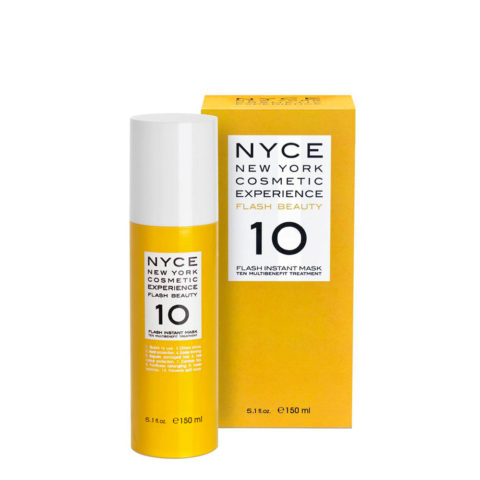 Nyce Flash Beauty Instant Mask 150ml - Hydrating spray for dry hair