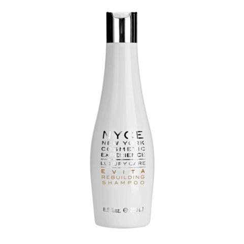 Nyce Luxury Care Evita Rebuilding Shampoo 250ml - Restructuring shampoo