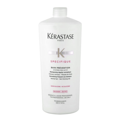 Kerastase Specifique Bain Prevention 1000ml - Anti - Fall Shampoo