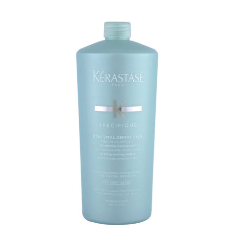 Kerastase Specifique Bain Vital dermo-calm 1000ml - Soothing Shampoo