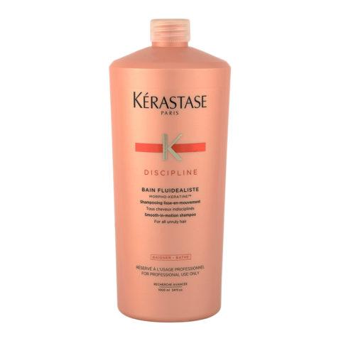 Kerastase Discipline Bain Fluidealiste 1000ml - Antifrizz Shampoo