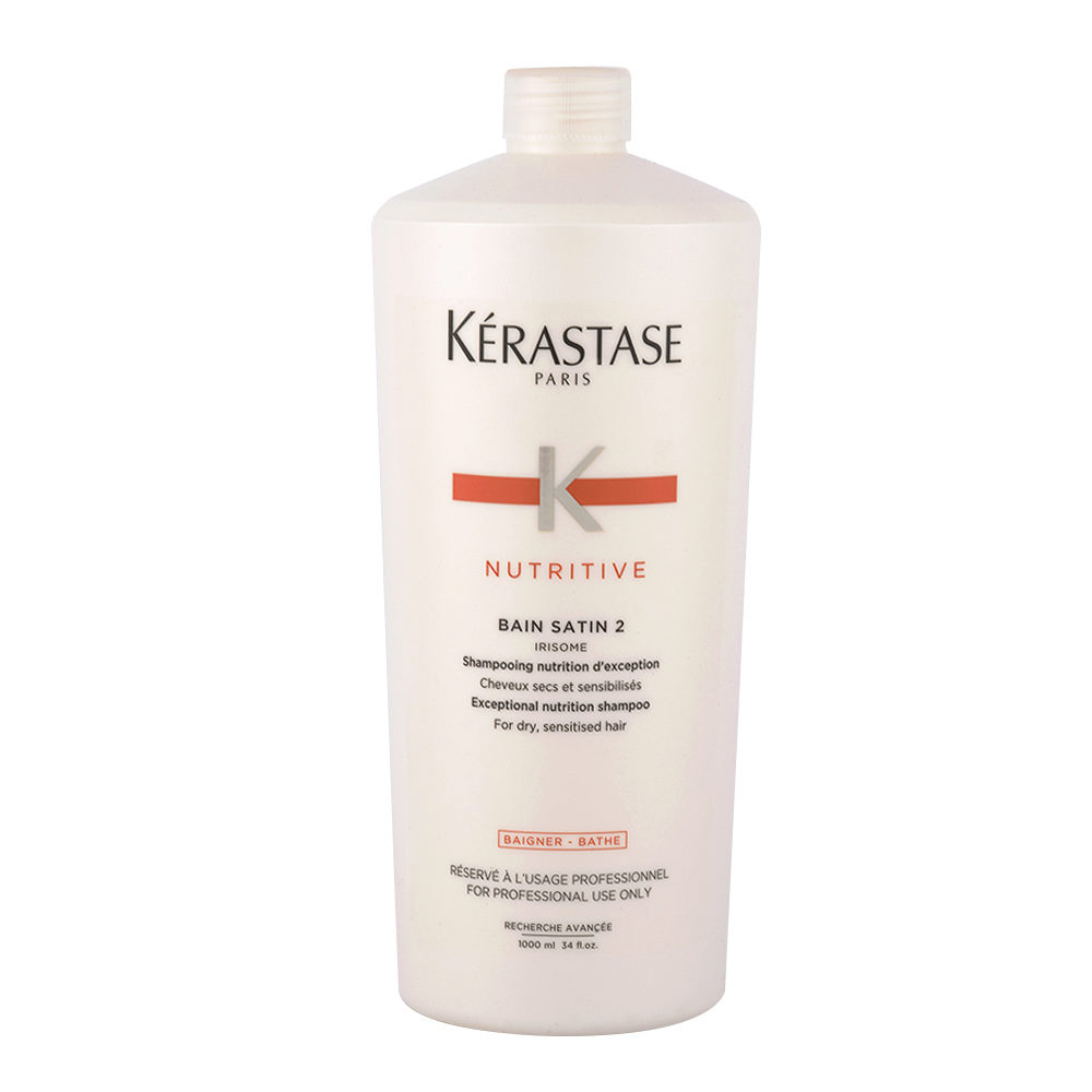 Kerastase Nutritive Shampoo For Dry And Damaged Hair 1000ml
