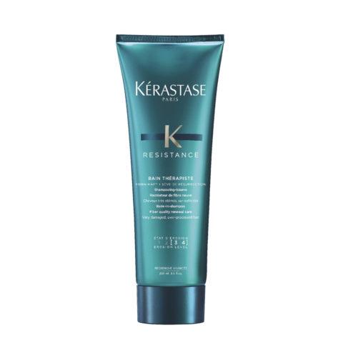 Kerastase Résistance Bain Therapiste 450ml - repairing shampoo
