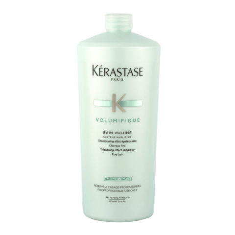 Kerastase Volumifique Bain volume 1000ml - volumizing shampoo