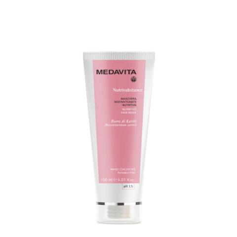 Medavita Lenghts Nutrisubstance Nutritive hair mask pH 3.5  150ml