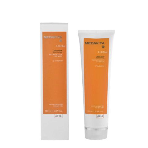 Medavita Lenghts Beta-Refibre Reconstructive hair mask pH 2.6  150ml