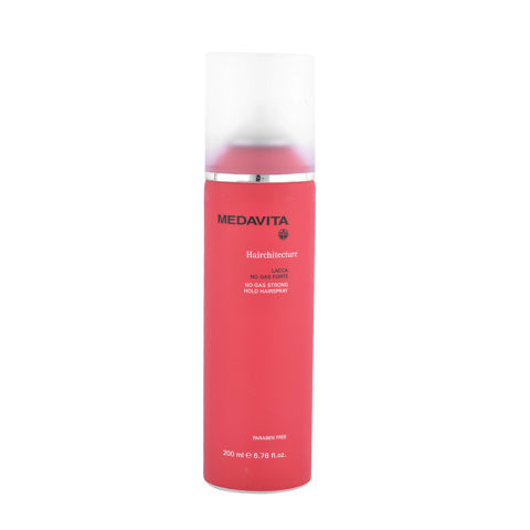 Medavita Lenghts Hairchitecture Strong hold hairspray no gas  200ml