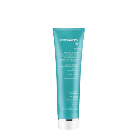Medavita Lunghezze Solarich Intensive Restructuring Aftersun Hair Mask 150ml