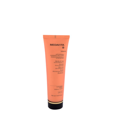 Medavita Lunghezze Solarich Regenerating Body&Face After Sun Milk 150ml