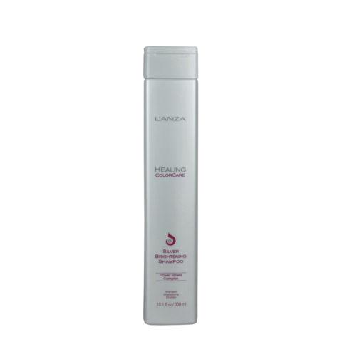L' Anza Healing Colorcare Silver Brightening Shampoo 300ml