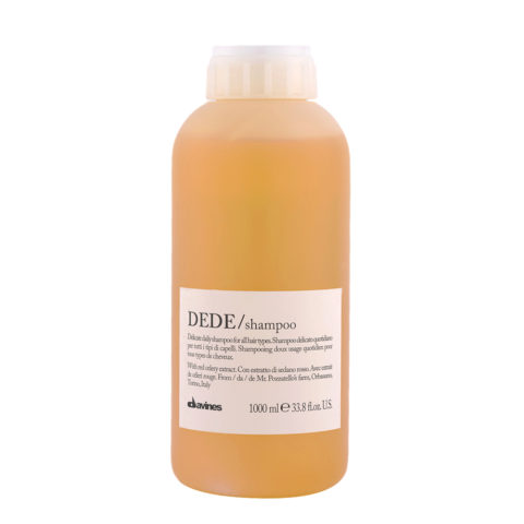 Davines Essential hair care Dede Shampoo 1000ml - daily shampoo
